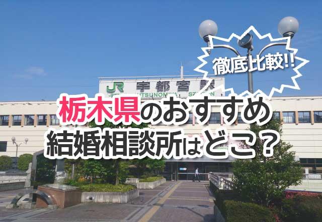 栃木県のおすすめ結婚相談所イメージ写真