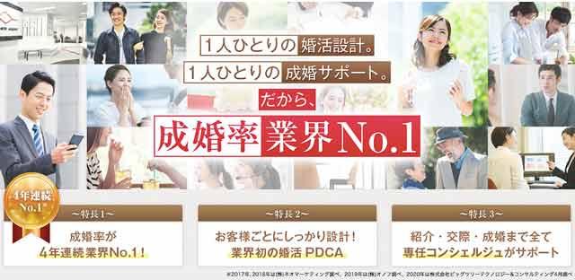 パートナーエージェント-公式サイト2020年画像